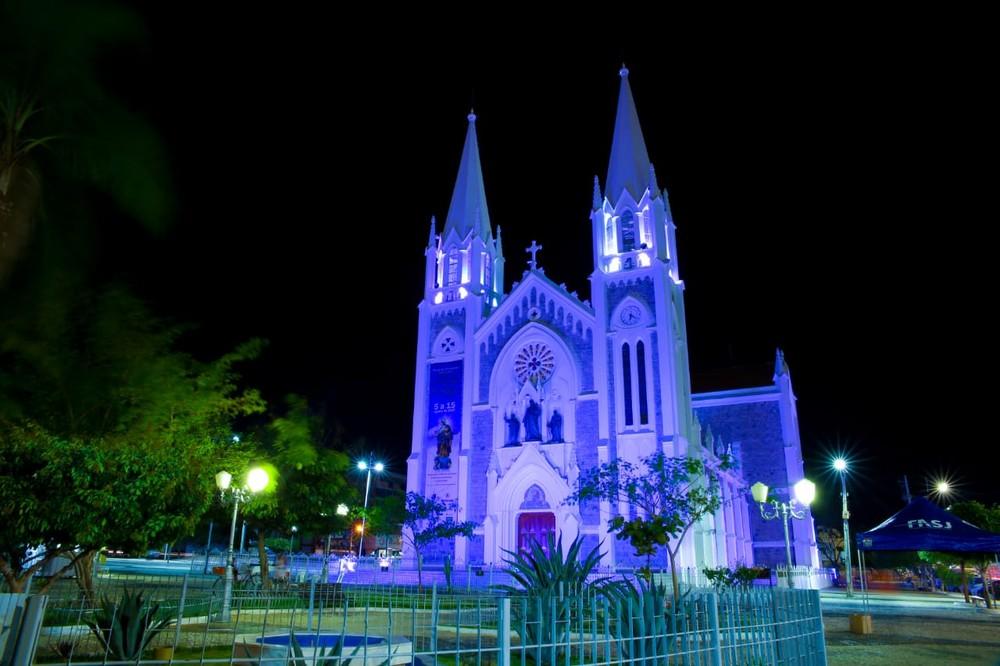 Catedral de Petrolina, novembro azul