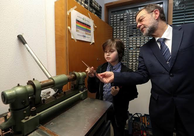 Laurent Simons 9 anos Engenharia