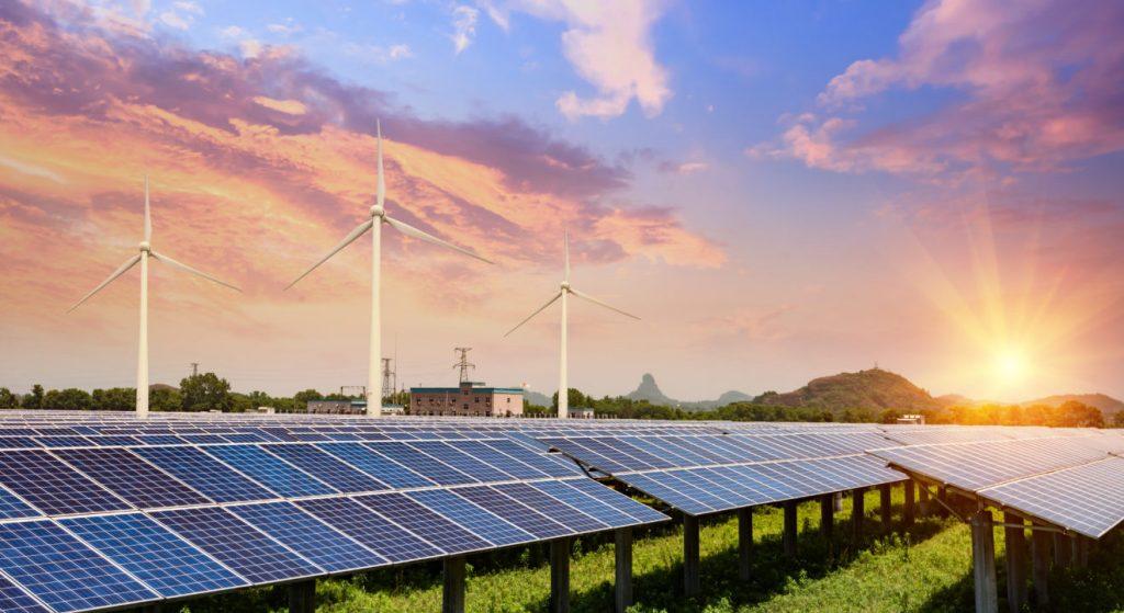 potencial de energia solar