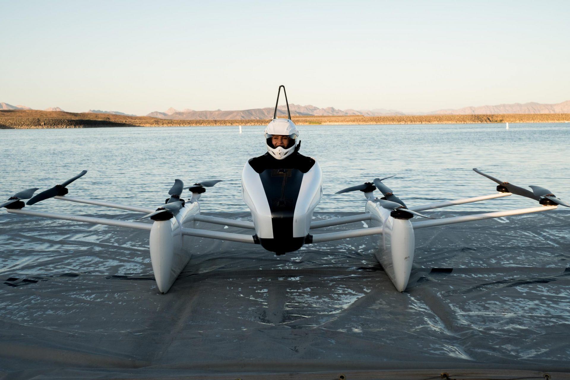 Kitty Hawk: a promessa dos carros voadores está voando para longe