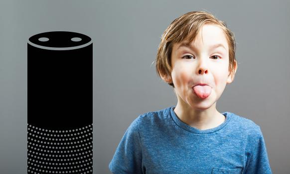 Pesquisa sugere que crianças não confiam em assistentes de voz