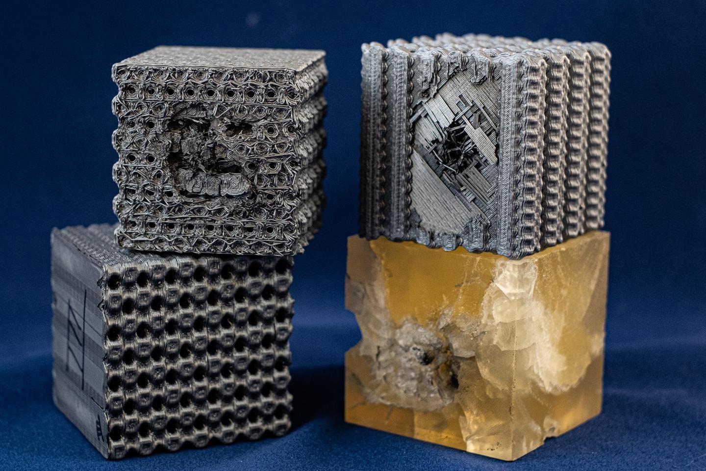Tubulanos: pesquisadores geram impressão 3D de material teórico à prova de balas