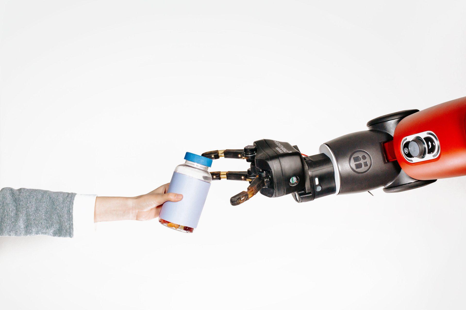 robôs confiáveis
