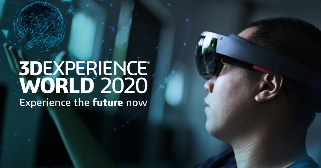 3dexperience world acontece em fevereiro