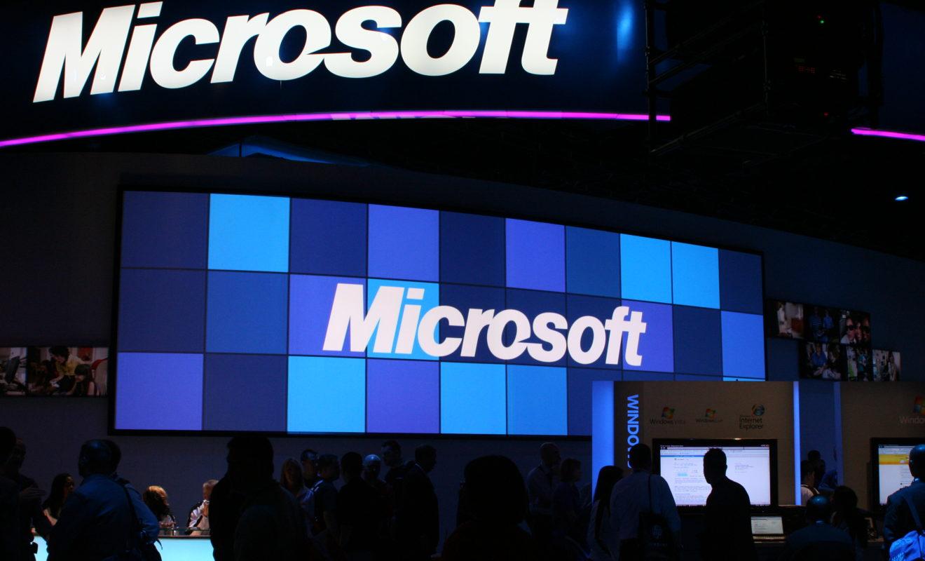 Microsoft faz investimento massivo em descarbonização para lidar com as mudanças climáticas