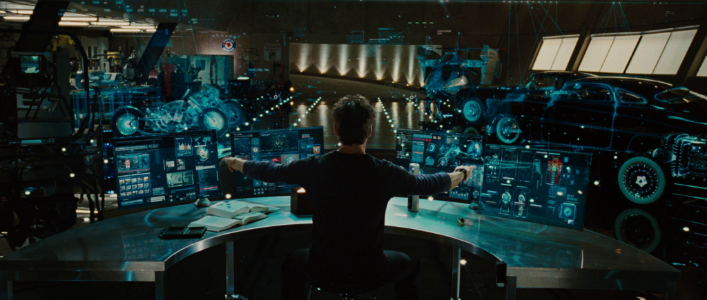 Tony Stark os Vingadores