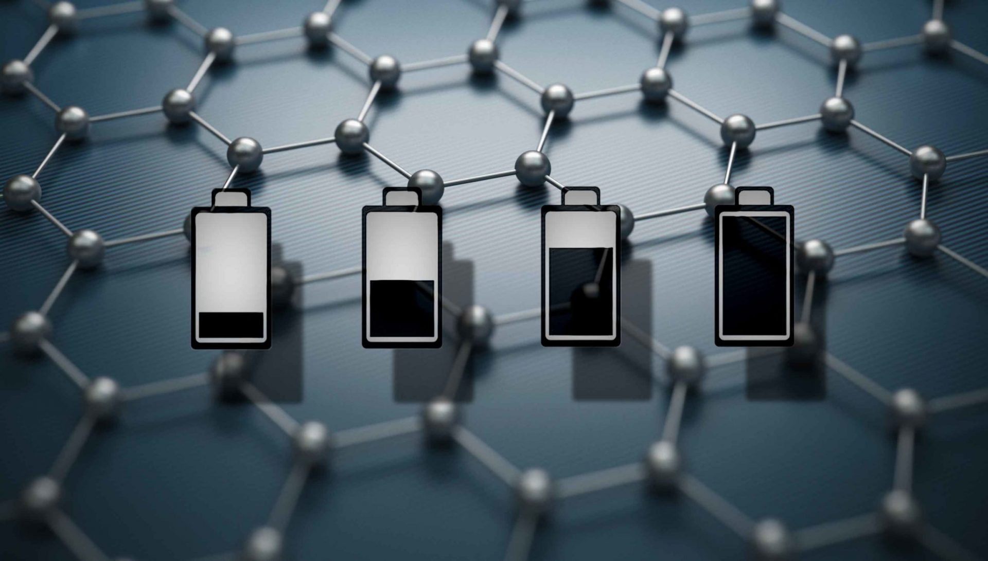Baterias de grafeno mostram potencial de uso em um futuro próximo