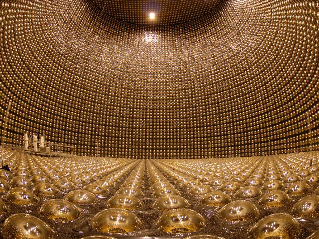 hyper-k detector de neutrinos