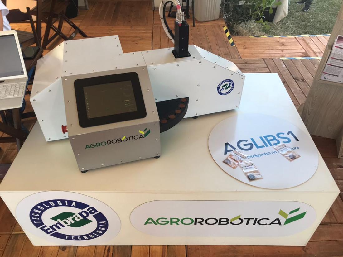 Embrapa e USP desenvolvem sistema de análise de solos baseado em robô da NASA