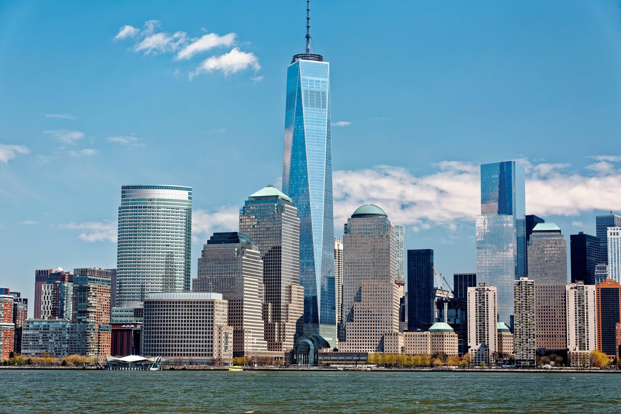 One World Trade Center engenharia