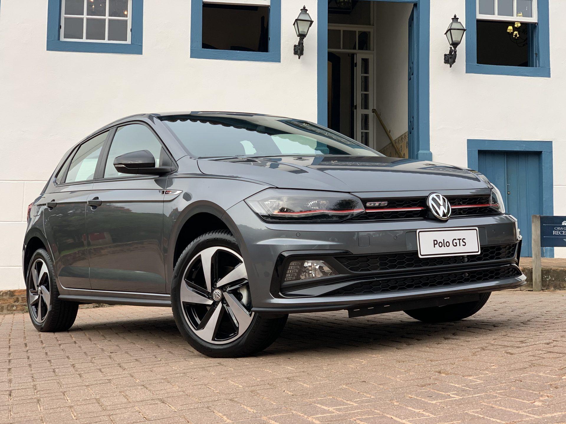 Volkswagen lança Polo GTS. Confira as novidades!