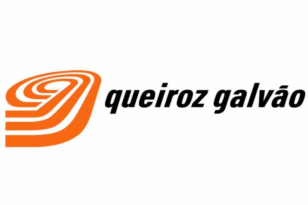 Logomarca do grupo queiroz galvão