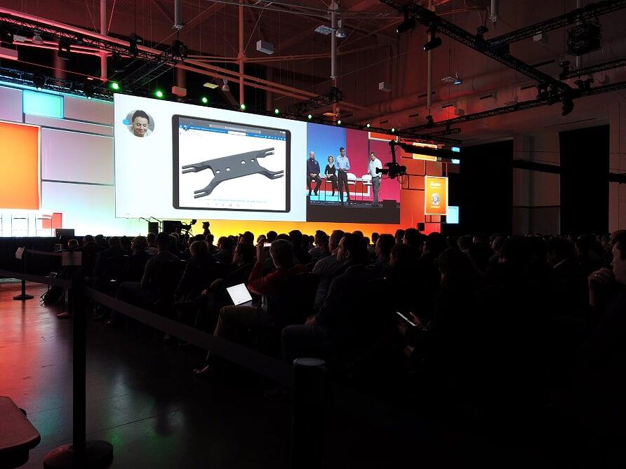apresentação segundo dia 3DExperience World 2020