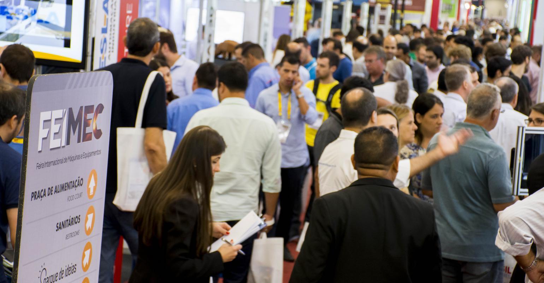 FEIMEC 2020: o principal ponto de encontro da indústria acontecerá entre os dias 5 a 9 de Maio, em São Paulo