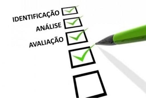 imagem de checklist usado na gestão de riscos
