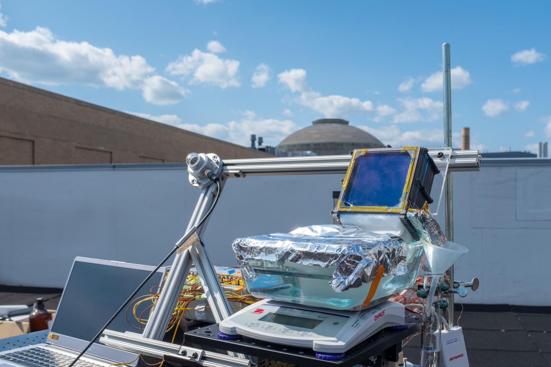 Pesquisadores do MIT desenvolvem sistema de dessalinização da água com eficiência de até 385%
