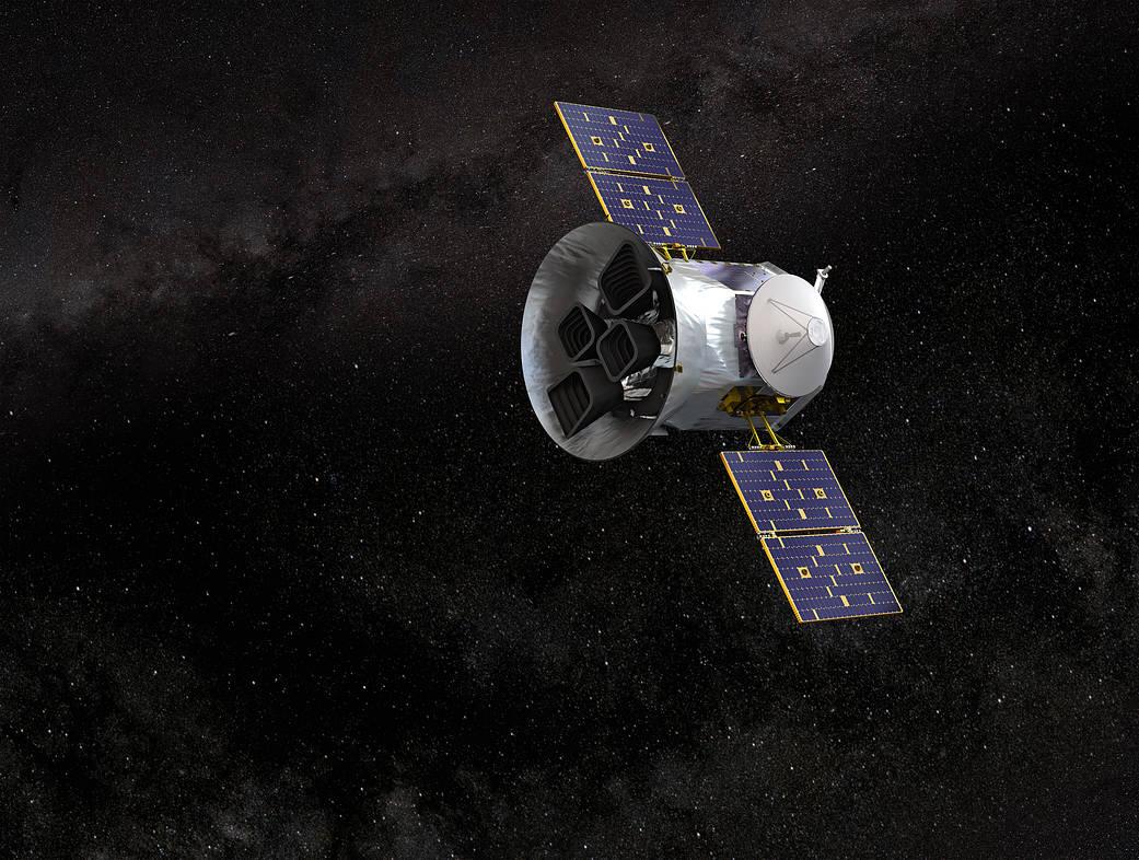 Conheça o TESS: o satélite caçador de planetas da NASA