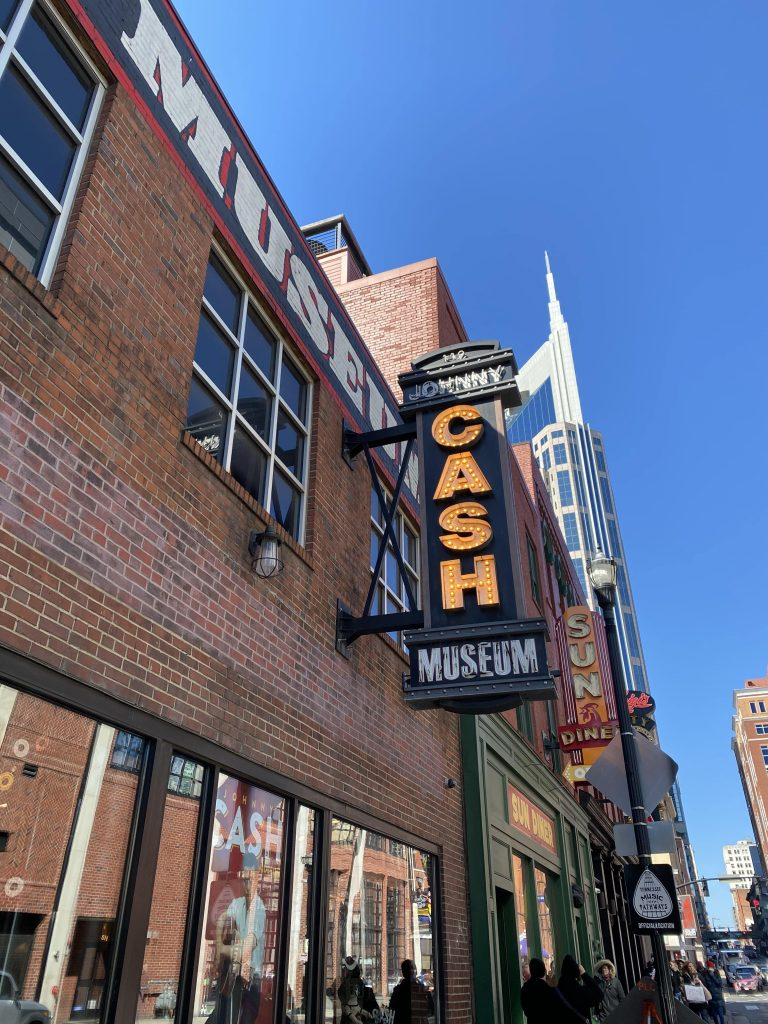 The Johnny Cash Museum & Cafe