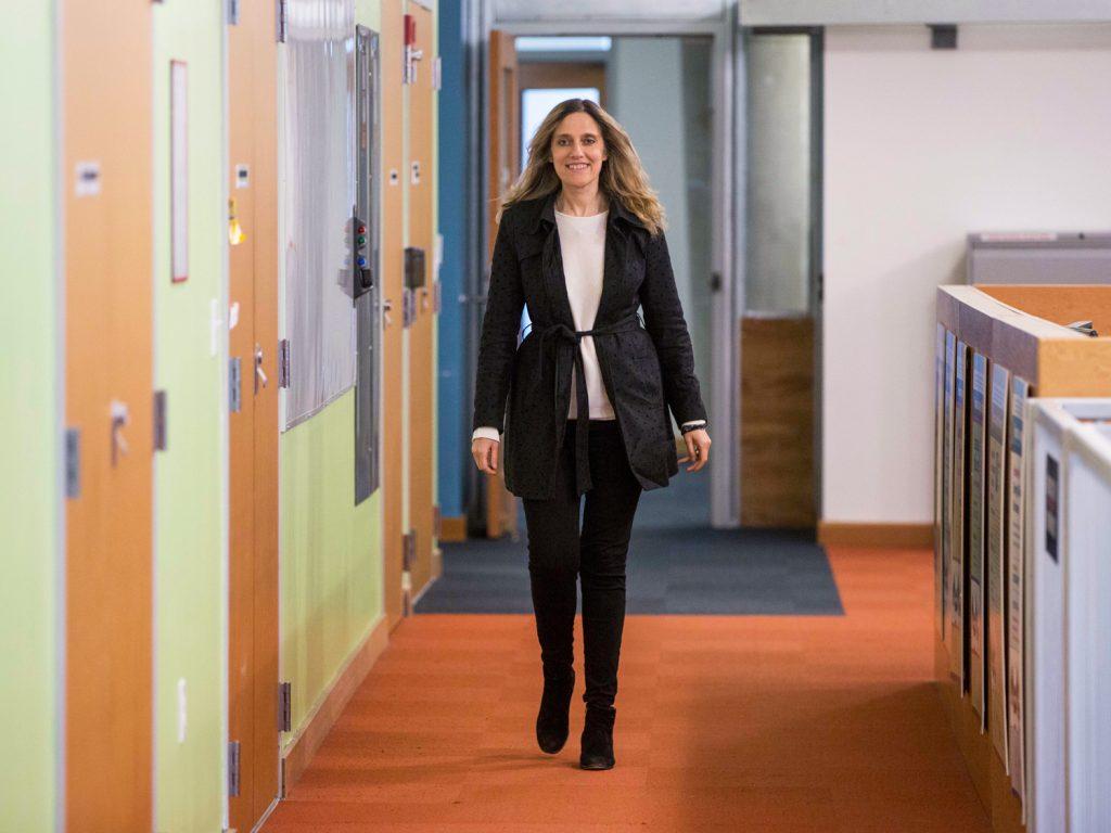 Regina Barzilay. Professora de ciência de computação no MIT. Engenharia 360.