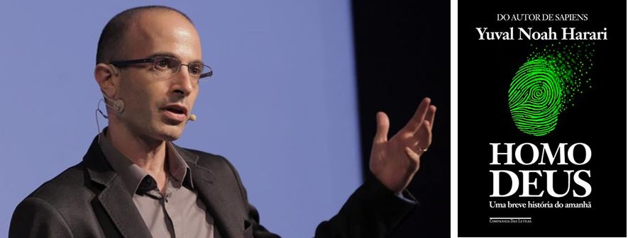 Yuval Harari e a obra Homo Deus