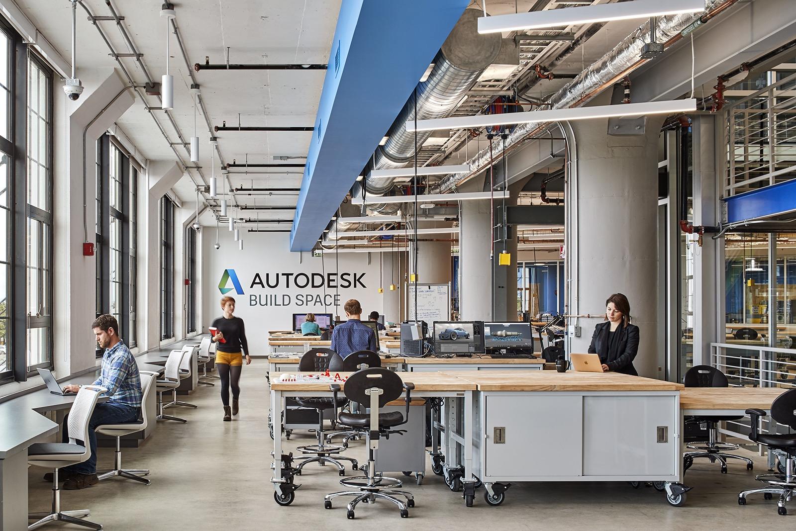 autodesk escritório