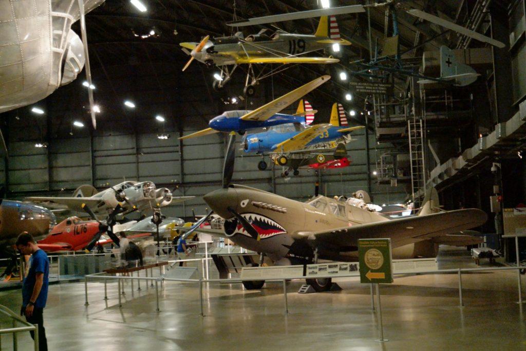 museu das forças aéreas dos Estados Unidos
