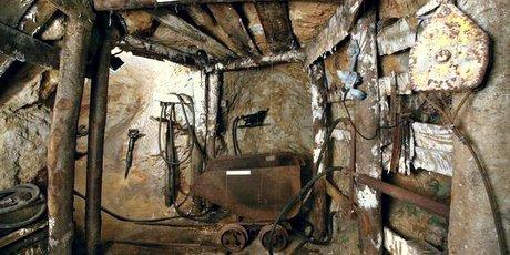 Museu das minas de mercúrio itália