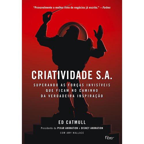 capa livro criatividade SA