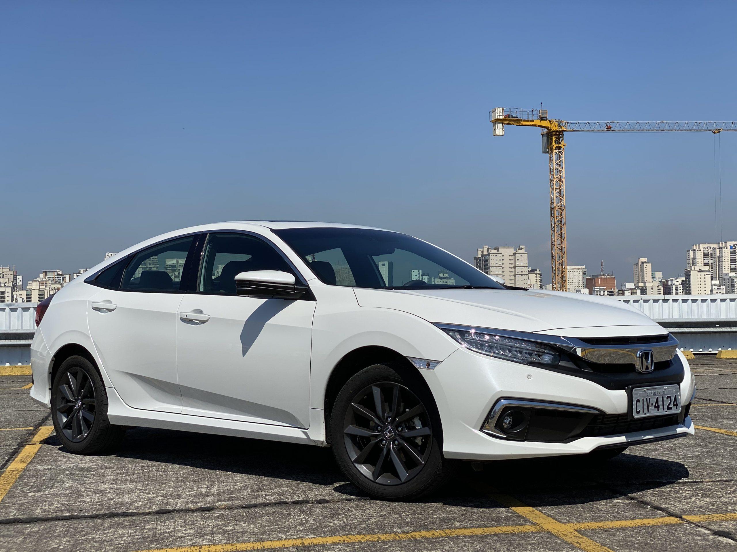 Honda Civic Touring 1.5 turbo: nossas impressões ao dirigir essa máquina | Review 360