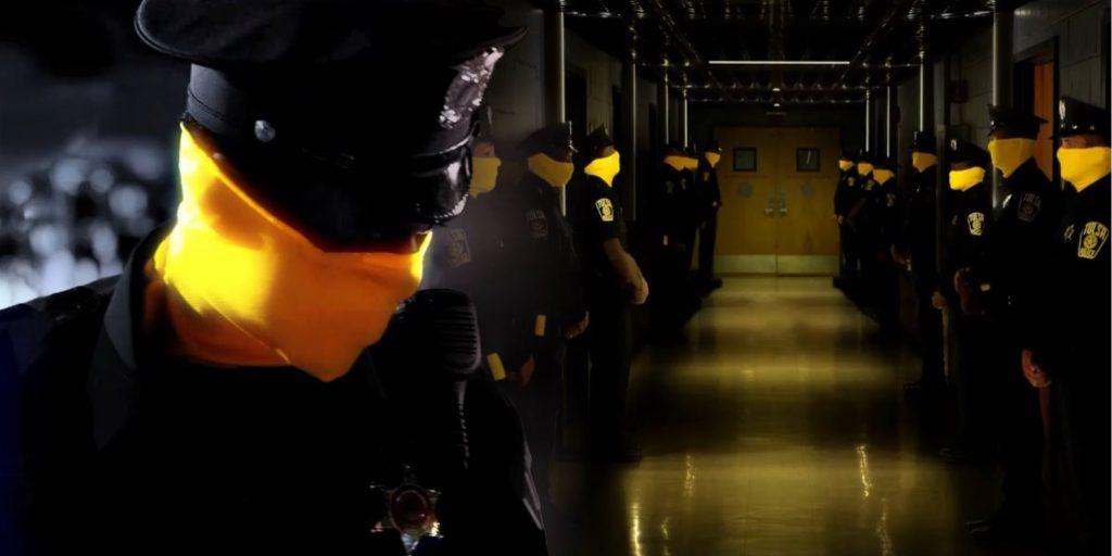 Séries de ficção científica - Watchmen. Imagem: Youtube.