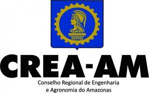logo conselho Regional de Engenharia, Arquitetura e Agronomia do Amazonas