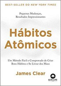capa livro hábitos atômicos