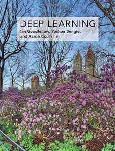 Deep learning capa livro