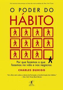 capa livro o poder do hábito