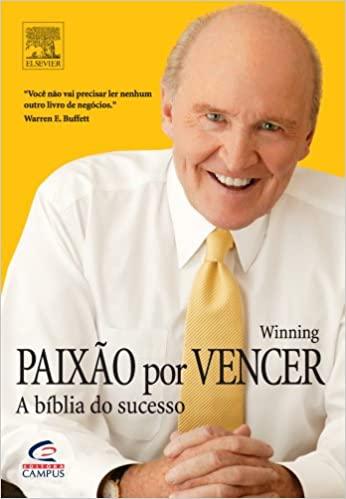capa livro paixão por vencer