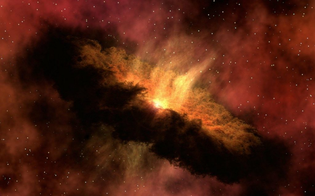 imagem de corpo celeste