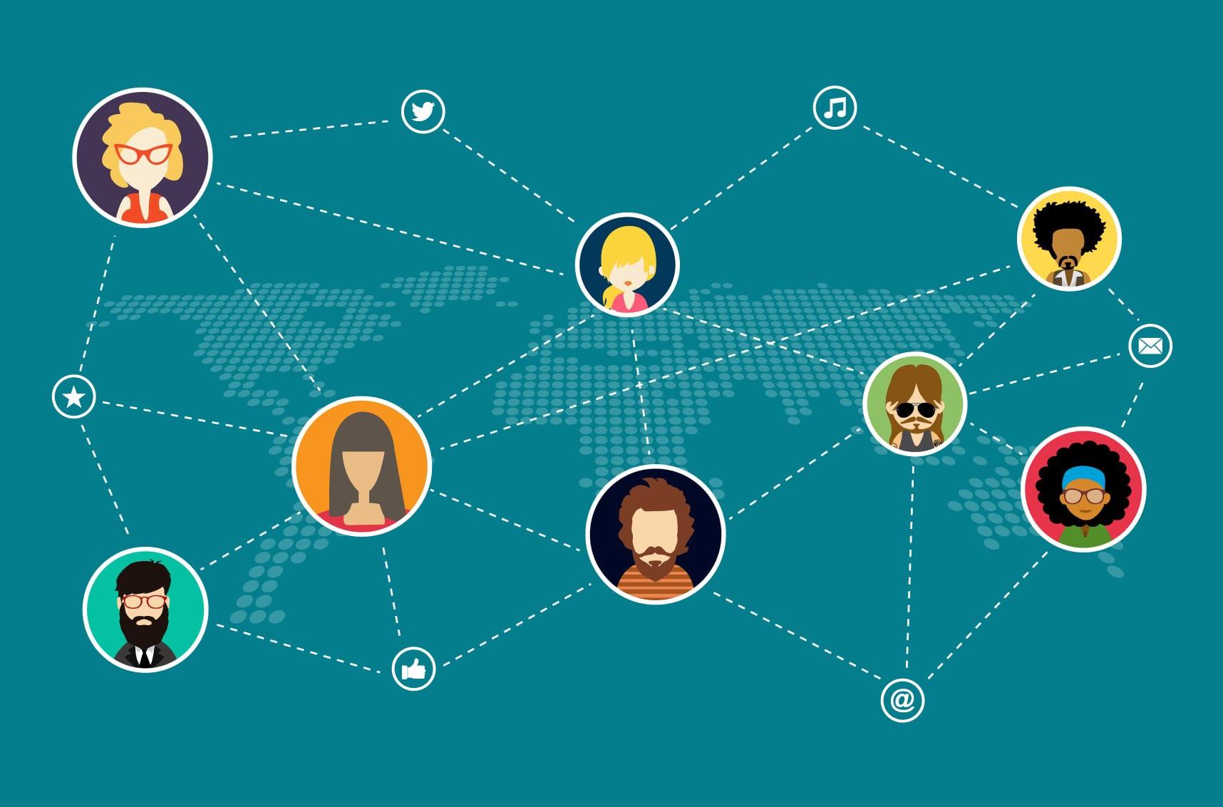 3 redes sociais profissionais que você deve criar um perfil