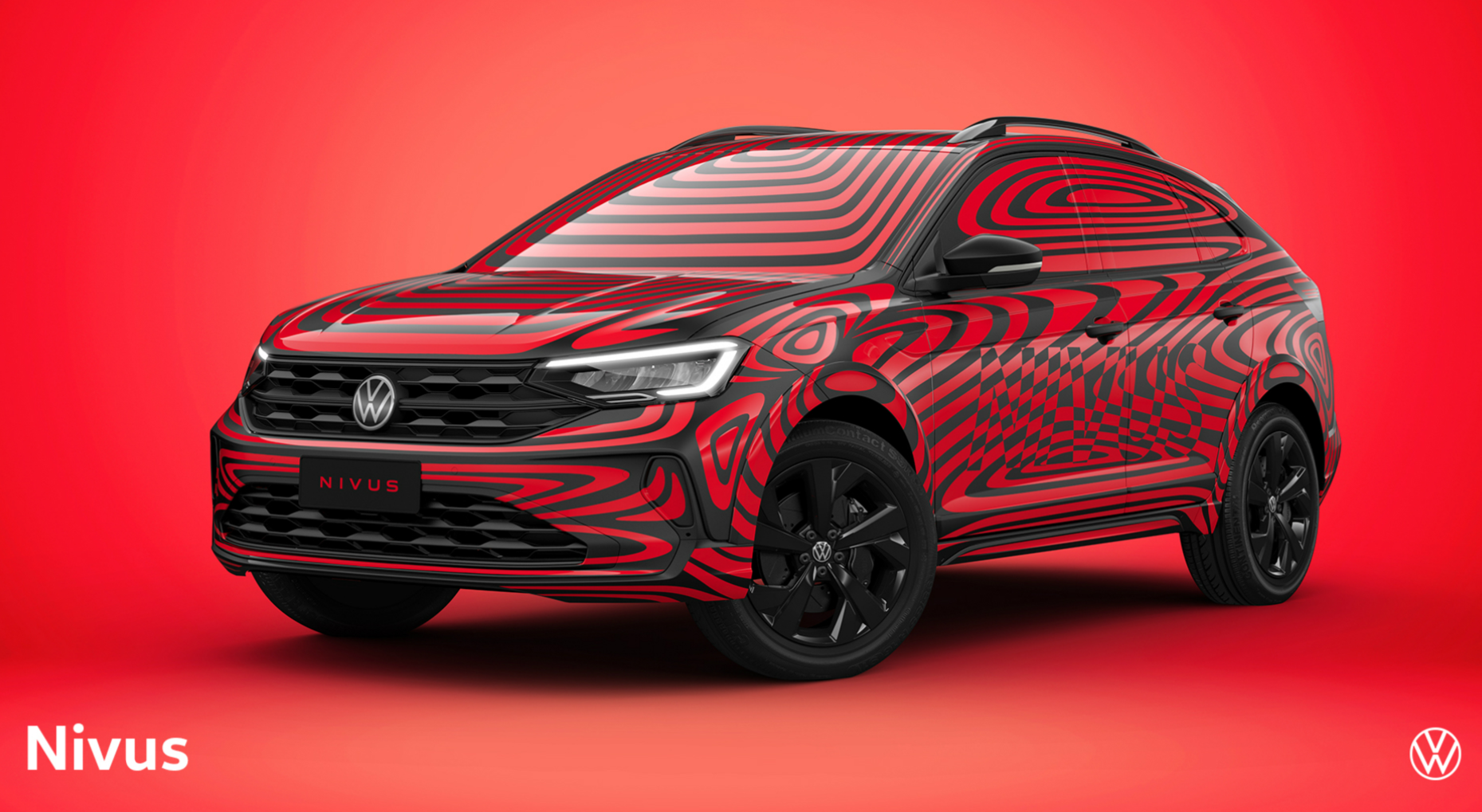 Volkswagen lança seu novo modelo CUV, o Nivus