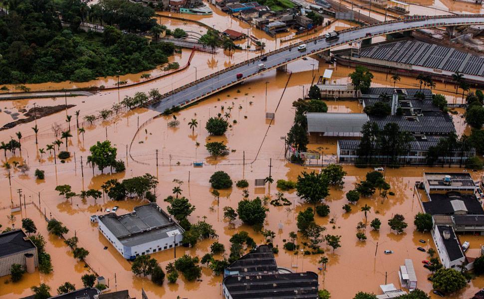5 medidas sustentáveis para redução das inundações urbanas