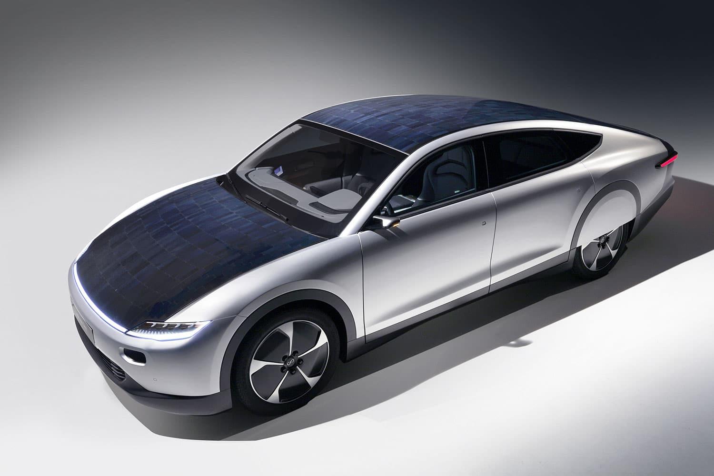 Conheça 3 modelos de carros fotovoltaicos já existentes