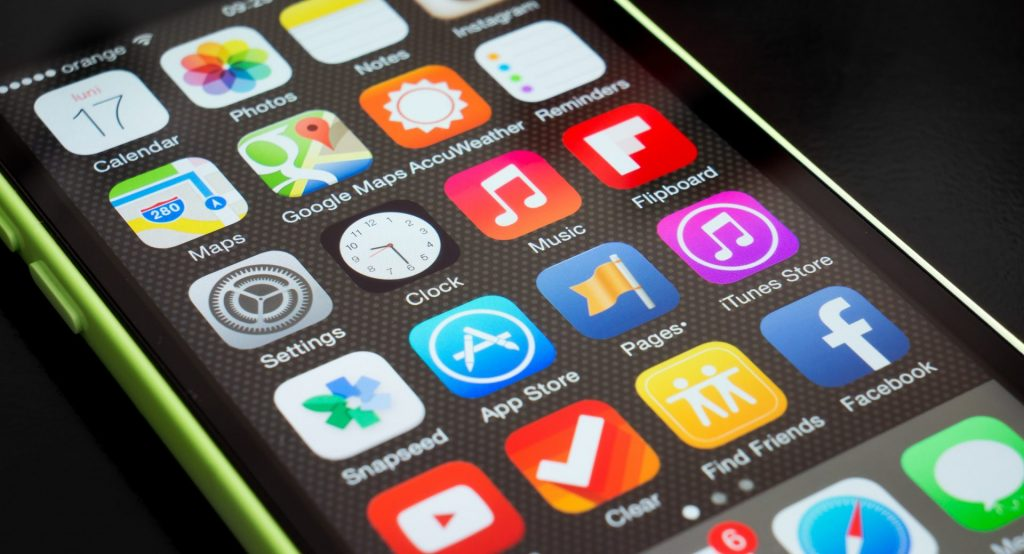 aplicativos de redes sociais