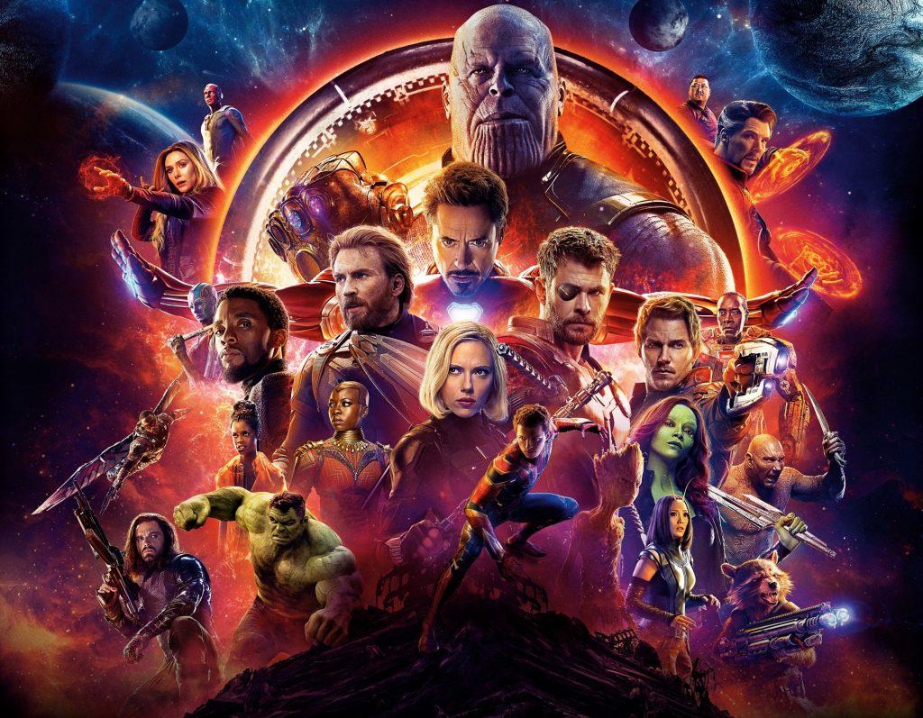 banner filmes os vingadores avengers