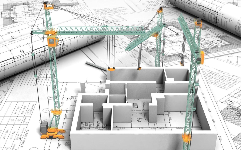 ilustracao BIM na construção civil