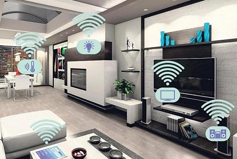 conexão residencial