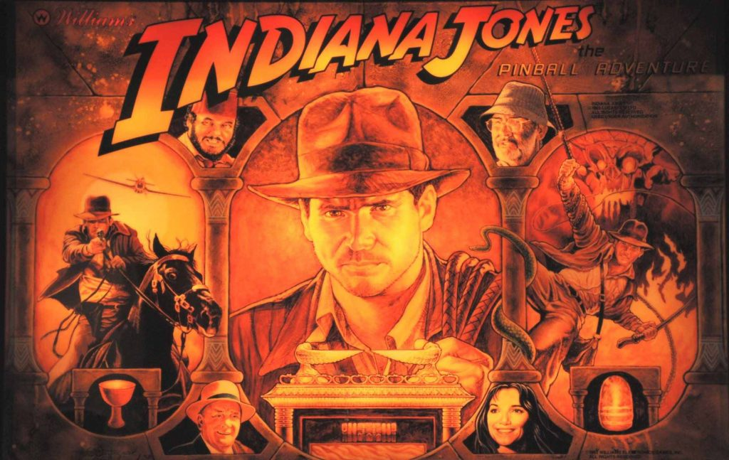 indiana jones banner filmes