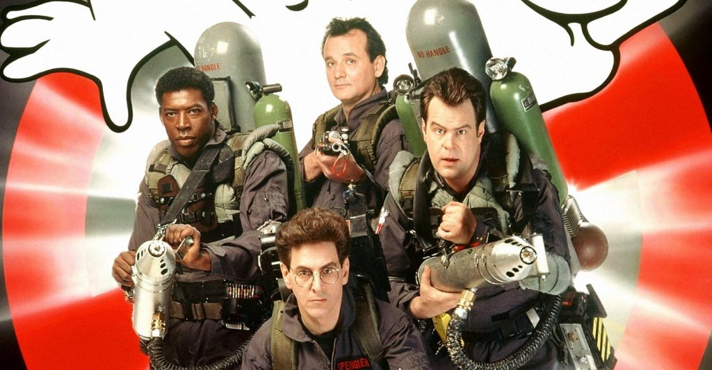 Ghostbusters banner filmes