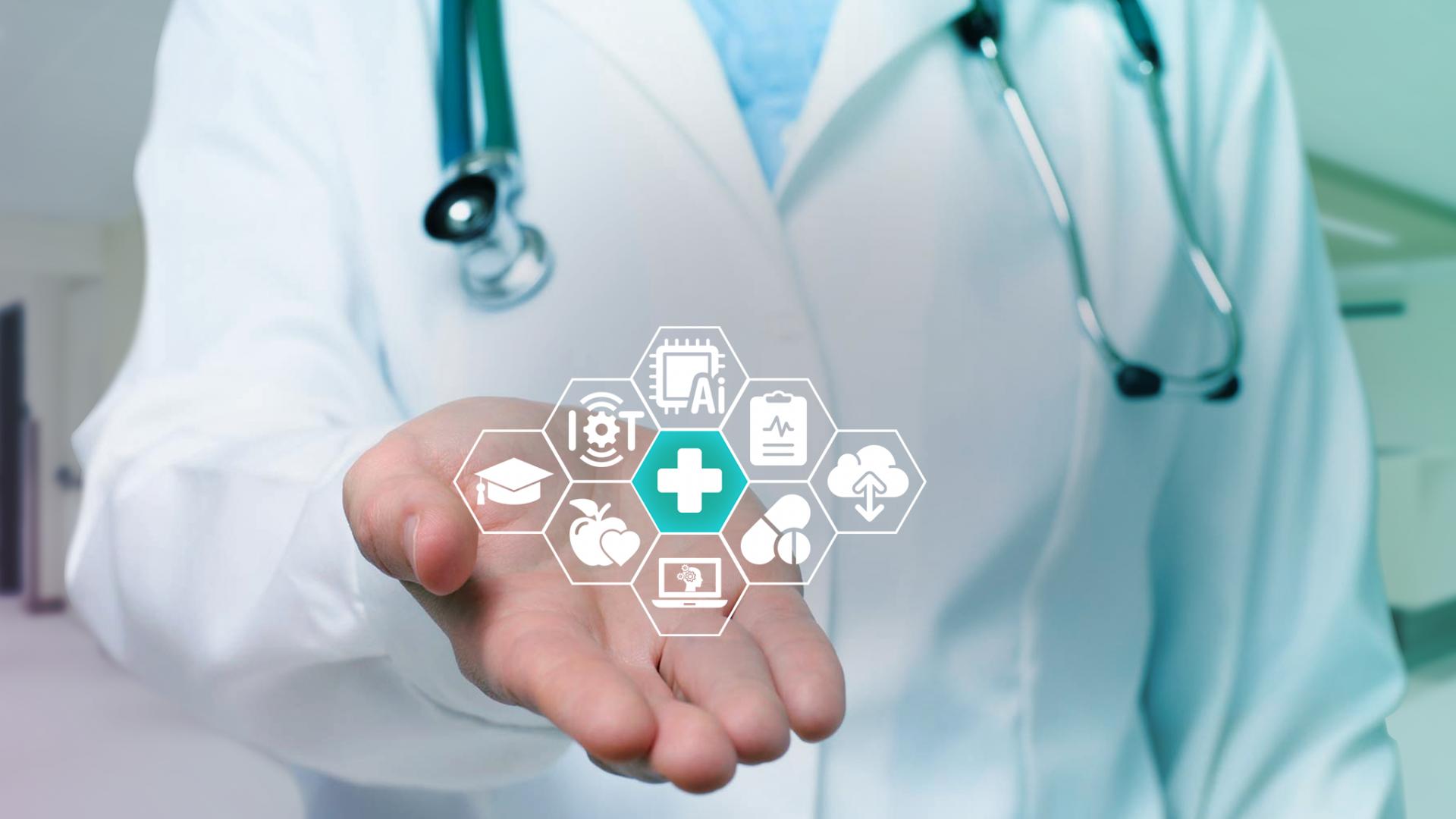 Você sabe o que é saúde 4.0?