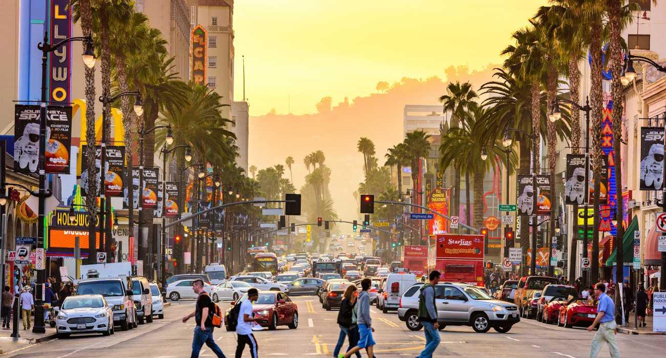 Conheça Los Angeles: seu urbanismo e lugares incríveis