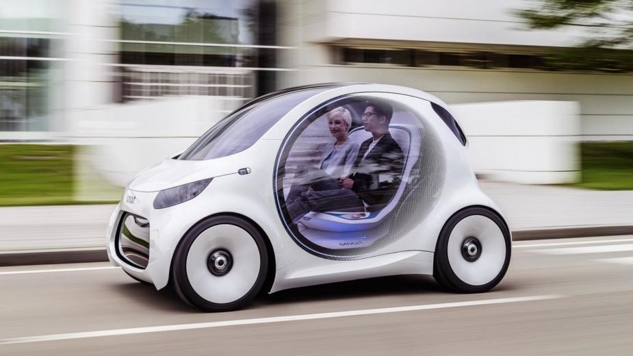 Veículos autônomos em Smart Cities