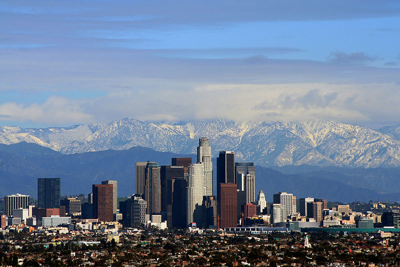 los-angeles-mountains